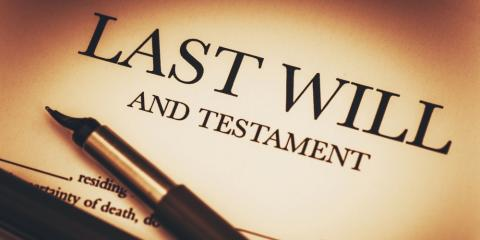 A Wills & Probate Lawyer on 3 Things You Must Know When Writing a Will, Nashua, Iowa