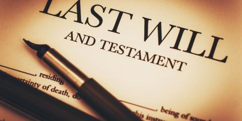 An Estate Planning Attorney Explains Trust Disclaimers, Colchester, Connecticut
