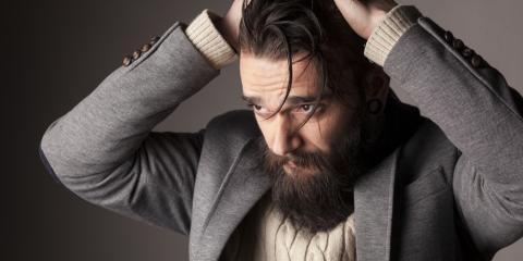 Hawaiian Barber Shares How to Grow Your Beard Faster, Honolulu, Hawaii