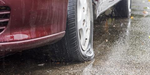 3 Steps to Avoid a Flat Tire, Kealakekua, Hawaii