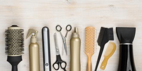 Hair Salon Recommends 5 Styling Tools Everyone Needs, Beatrice, Nebraska