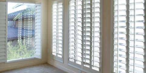 How Are Blinds & Shutters Different?, Mack, Ohio