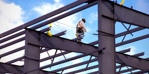 Types of Structural Steel Offered at American Metal Supply, Central Jefferson, Kentucky