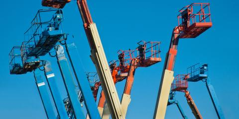 Ordering Equipment Rentals? 4 Safety Tips for Manlifts, Franklinville, New York
