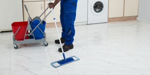 How to Care for Concrete Flooring, Pierce, Ohio