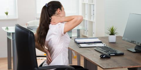 Common Habits That Result in Neck Pain, Southfield, Michigan