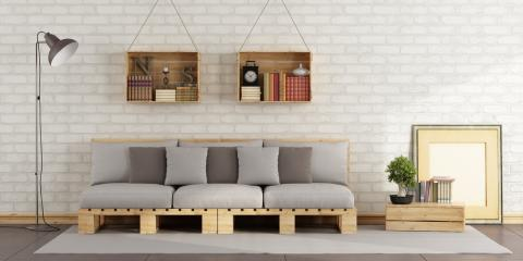Short on Lumber? 3 Incredible Furniture Pieces You Can Make With Wood Pallets, Norwood, Ohio