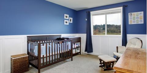 5 Trendy Colors to Paint a Nursery, Wentzville, Missouri