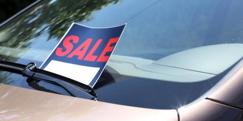 3 Mistakes You Don't Want to Make When Shopping for Used Cars, York, Nebraska