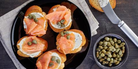 What's the Difference Between Wild Alaskan Smoked Salmon & Lox?, Anchorage, Alaska