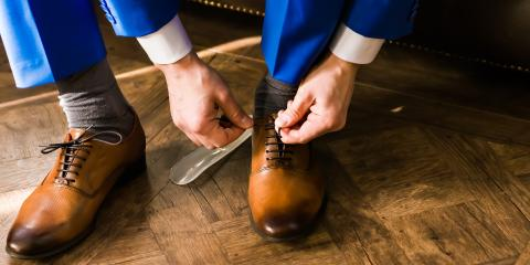 A Guide to Matching Dress Shoes to Your Suit, ,