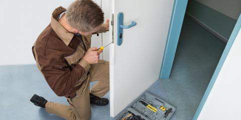 How to Tell If Your Door Lock Is Broken , Winston-Salem, North Carolina