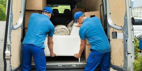 Hiring a Professional Moving Company vs. Asking Your Friends, Ashwaubenon, Wisconsin