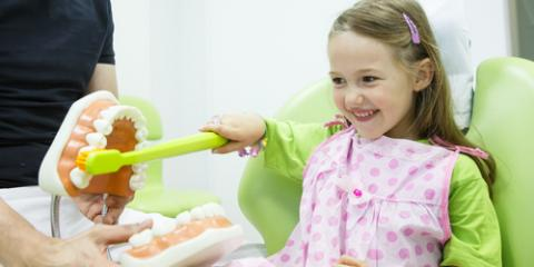 A Pediatric Dentist Explains the 3 Stages of Dental Hygiene, Ewa, Hawaii