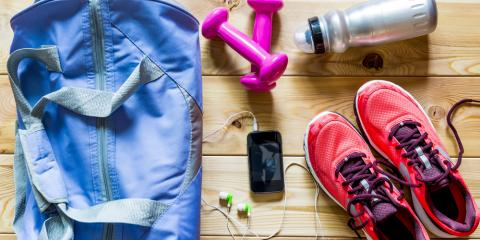 Top Items to Pack in Your Gym Bag, Blaine, Minnesota
