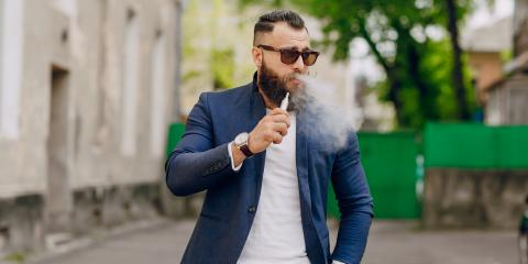How Does Vaping Impact Oral Health?, Soldotna, Alaska