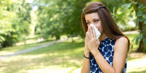 3 Common Types of Allergies, Lincoln, Nebraska