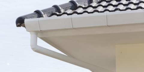 Gutter Maintenance Experts Discuss Downspouts, Hamilton, Wisconsin