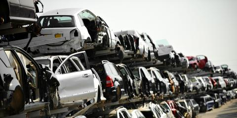What is the Difference Between Scrap and Salvage Cars?, Philadelphia, Pennsylvania