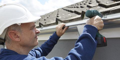 3 Signs You Need New Seamless Gutters, Montrose, Michigan