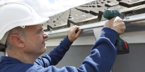 A Guide to Seamless Gutters, McKinney, Texas