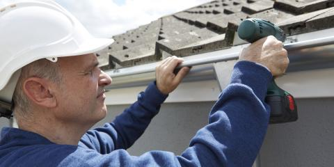 4 Reasons to Install a Gutter System , Frankfort, Kentucky