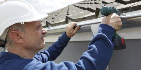 3 Winter Gutter Maintenance Tips, Butler, Ohio