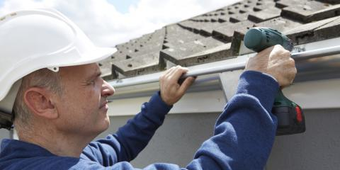 3 Benefits of a Seamless Gutter Installation, High Point, North Carolina