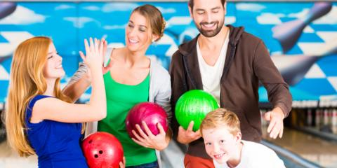 4 Fun Bowling Games to Play With Your Children, Shelby, Wisconsin