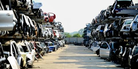 The Top 4 Reasons to Junk Your Old Car, Thomasville, North Carolina
