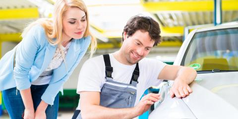 3 Reasons to Repair Auto Body Dents Right Away, East Rochester, New York