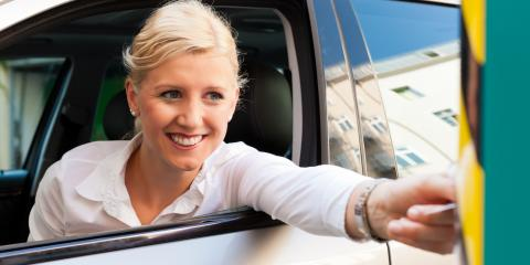 4 Ways to Limit the Chances of a Parking Lot Collision, Cincinnati, Ohio