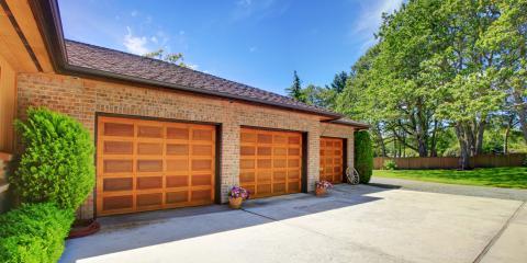 4 Materials to Choose for a New Garage Door, Rosemount, Minnesota