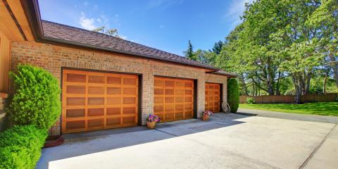 3 Tips for Matching New Garage Doors to Your Home, St. Paul, Minnesota