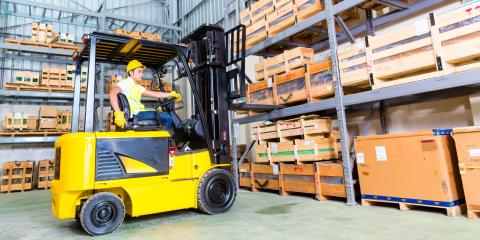 4 Signs Your Forklift Requires Service, Ewa, Hawaii