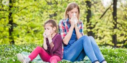 5 Tips to Prepare for Spring Allergies, Symmes, Ohio