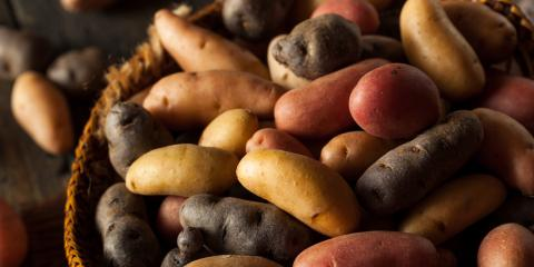 4 Ways to Prepare Farmers Market Sweet Potatoes, Vineland, New Jersey