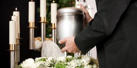 3 Unique Ways to Display a Cremation Urn During a Memorial Service, Hobart, Oklahoma