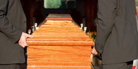 When Should You Attend a Funeral?, Onalaska, Wisconsin
