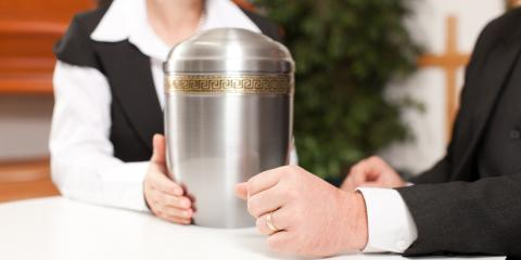 4 Types of Cremation Urns, Fishers, Indiana