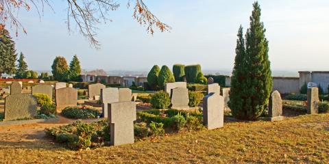The Top 3 Materials for Gravestones, Morrilton, Arkansas