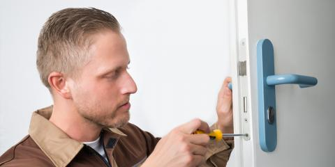 3 Reasons to Hire a Locksmith for Your Door Lock Installation, Preston, Connecticut