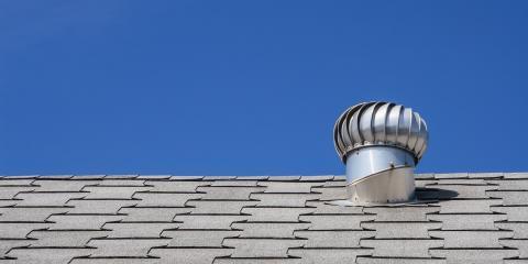 Roof Installation Pros Explain Attic Ventilation, Waterbury, Connecticut