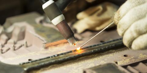 How Does TIG Welding Use Gas?, Tacoma, Washington