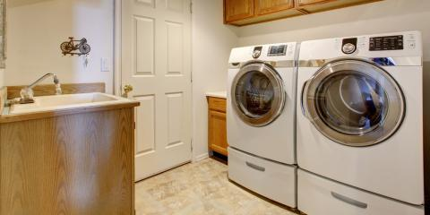 Buying Laundry Appliances: Washer & Dryer Buying Guide, Russellville, Arkansas