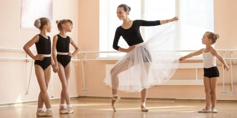 A Brief Look Into the History of Ballet, Newark, Ohio