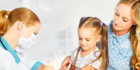 How to Help Kids Overcome a Fear of Needles, Suffern, New York
