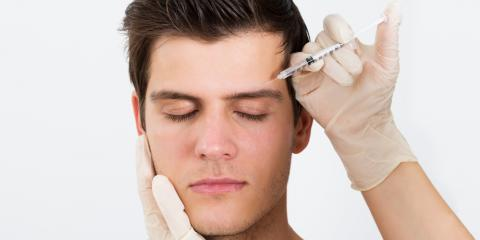 Botox™ for the Boys: They Can Do It Too!, Anderson, Ohio