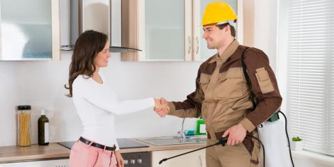 5 Signs You Should Call a Pest Control Company, Las Vegas, Nevada