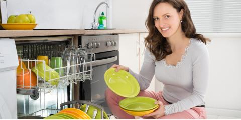 3 Tips for Running an Efficient Dishwasher Cycle, High Point, North Carolina